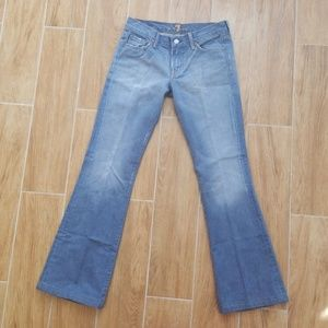 """7FAM Kind """"Flare""""  Jeans"""
